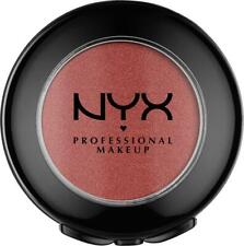 NYX Makeup HOT SINGLES Pigmented MONO EYESHADOW Heat (Russet Red Copper) VEGAN