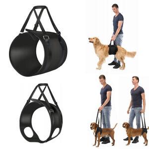 TRIXIE Gehhilfe Hebehilfe Tragehilfe Stützgeschirr Hilfsgeschirr Hunde