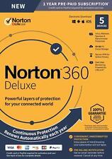 Norton Internet Security Deluxe 5 PC USER DEVICE 2021