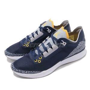 Nike Jordan 88 Racer University of Michigan Blue Men Running Shoes AV1200-401