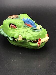 Mighty Max Vs Kronosaur Vintage 1992 Horror Heads Bluebird Mini Playset Dino