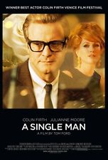 A Single Man movie poster - Colin Firth poster, Julianne Moore : 11 x 17 inches