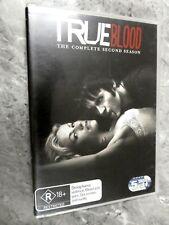 TRUE BLOOD THE COMPLETE SEASON 2 (DVD, Region 4,5- Disc set) GF11