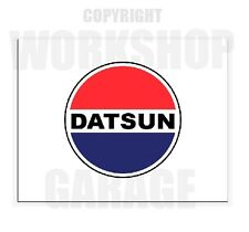 DATSUN - LOGO - Stickers