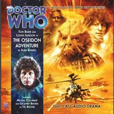 DOCTOR WHO Big Finish Audio CD Tom Baker 4th Doctor #1.6 - THE OSEIDON ADVENTURE