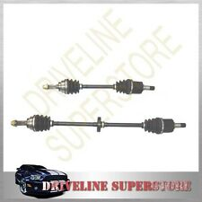 A SET OF TWO CV JOINT DRIVE SHAFT FOR MAZDA 121 DW 1.3L or1.5L MANUAL 1997-2002