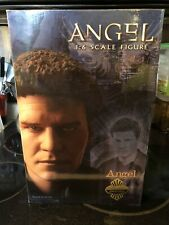 Angel David Boreanaz Exclusive Sideshow Sixth Scale Figure Buffy City Of Angels
