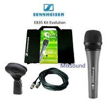 Sennheiser E835 Microfono dinamico cardioide per Voce Canto e 835