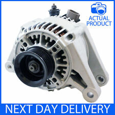 FITS TOYOTA COROLLA E11/E12 1.4/1.6/1.8 1999-2008 NEW 80AMP ALTERNATOR
