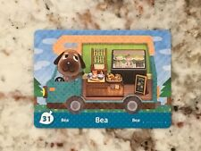 BEA #31 Series 5 Animal Crossing New Leaf Welcome Amiibo Card In Mint Condition