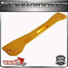 Rear Lower Tie Bar Sub frame Brace GOLD fit 1996-2000 Honda Civic EK EJ EM1