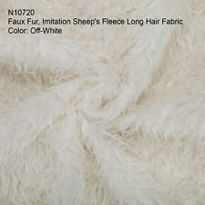 Neotrims Faux Fur Fabric Furry Sheep Wool Photography Fat Squares. for Photog
