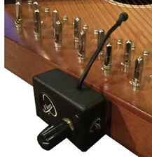 """MONOCHORD 6"""" FLEXIBLE MICRO-GOOSE NECK MICROPHONE by Myers Pickups"""