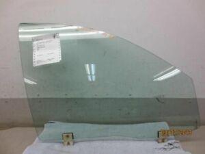 R FRONT DOOR GLASS SEDAN FITS 95-05 CAVALIER 103613