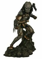PREDATOR Classic 1987 Movie Diamond Gallery PVC STATUE Jungle Hunter