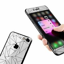Diamond Screen Protector for Iphone 7 3d Diamond Screen Protector,front & Back..