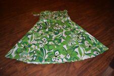 E1- Michelle Antonelli Cotton Blend Dress Size 10