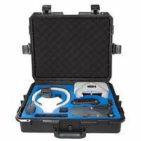DJI FPV VR Goggles Mavic Pro/Platinum Waterproof Case Fit Batteries Controller