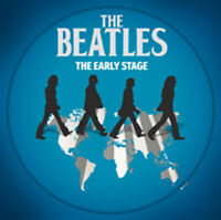 "THE EARLY STAGE  by BEATLES, THE  Vinyl 12"" Picture Disc  1135361 ltd edition"