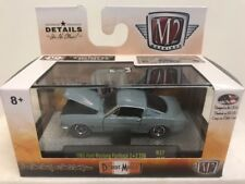 M2 Machines Detroit Muscle Release 37: 1/64 1965 Ford Mustang Fastback 2+2 200