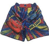 disney pixar cars swim trunks/shorts  boys size 4T