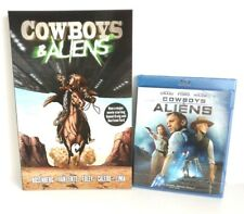 Cowboys And Aliens Graphic Novel And Blu-ray Movie Set