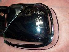 BMW 98-2004 vintage K1200LT LEFT Chrome MIRROR pod Shell HOUSING CAP & inner cup