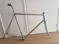 VITUS 992 frame vintage cadre French road bicycle titanium bottom bracket 1992