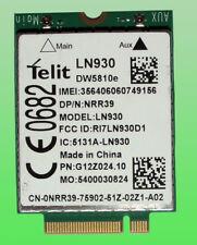 Dell  DW 5810e  P/N:NRR39 Telit LN930   LTE/DC+HSPA  4G  NGFF7160