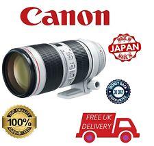 Canon EF 70-200Mm F2.8L USM Auto Focus Telephoto Zoom Lens (UK Stock)
