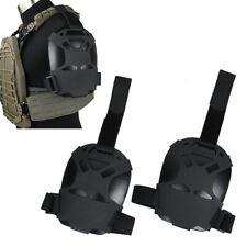 1 pair Tactical Shoulder Armor Guard Protector Kydex for Tactical Vest TMC3439