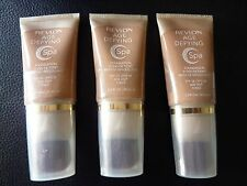 Revlon Age Defying SPA Foundation / Makeup - DEEP #008 - THREE New / Sealed