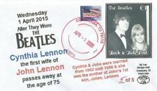 1 APR '15 Beatles John 1st Wife, Cynthia Lennon Passes Away #5/5 Cover