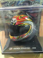 "DIE CAST CASCHI MOTO GP "" ANDREA DOVIZIOSO - 2004 "" SCALA 1/5 ALTAYA"