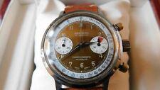 Vintage Wakmann Yachting Chronograph, All Steel, Valjoux 7730