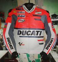 Ducati Unipolsai MotoGP Motorbike Leather Racing Jacket All Size Available