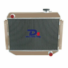 Aluminum Radiator For Holden Kingswood Torana LC LJ 4CLY & 6CLY 1969-1980 3Rows