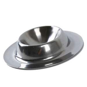 Stainless Steel Cup Holder Tool Safe Eggs Storage Kitchen Tray Boiled Stand CZ