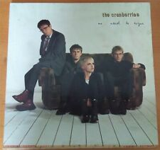 The Cranberries - No need to argue UK PRESS 1994 LP