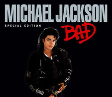 Michael Jackson - BAD -  Special Edition CD - New & Sealed