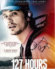 "Danny Boyle Colour 10""x 8"" Signed 127 Hours Promo - UACC RD223"