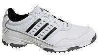 Adidas Mens Golf Lite Traxion Clima Proof Lace Up Mens Golf Trainers Q46874 U16