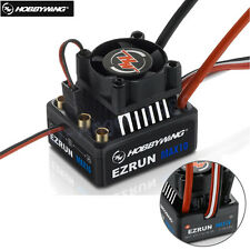 Hobbywing EZRUN MAX10 60A Waterproof Brushless ESC With 6V/7.4V BEC 2-3S 1/10