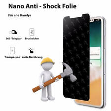 Nano Hammer Anti Shock Panzer Displayschutzfolie Schutz Folie für Apple iPhone 6