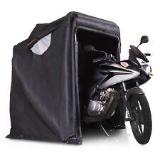 Garaje Cubierta Plegable para Motocicleta Scooter Moto Quad Ciclomotor refugio de almacenamiento de información