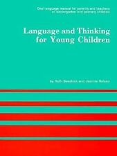 Language and Thinking (for Young Children) /  Ruth Beechick | B/New 2001