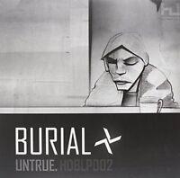 """Burial - Untrue (NEW 2 x 12"""" VINYL LP)"""