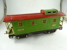 Antique Lionel Railroad Train Model Pre-War 517 Standard Gauge Caboose Vintage
