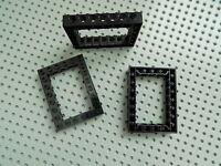 4645732  /_LEGO Technic 9m Beam /_Black Lot of 3 64289