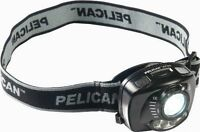 Pelican ProGear 2720 LED Head light / Head torch Sensor Activation + Warranty